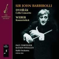 Dvorak: Cello Concerto & Weber: Konzertstuck