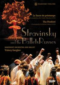 Stravinsky and the Ballets Russes - DVD version