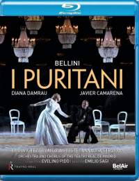 Bellini: I Puritani (Blu-ray)