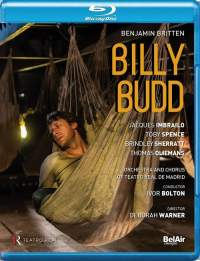 Britten: Billy Budd (Blu-ray)
