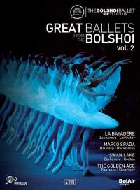Great Ballets from The Bolshoi Volume 2