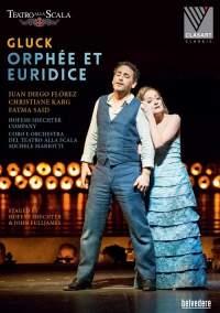 Gluck: Orphée et Euridice (DVD)