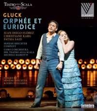Gluck: Orphée et Euridice (Blu-ray)