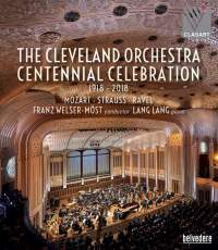 The Cleveland Orchestra: Centennial Concert (Blu-ray)