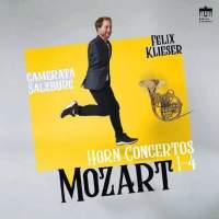 Mozart: Horn Concertos - Vinyl Edition