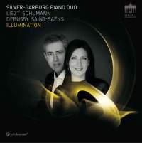 Illuminations: Music of Liszt&#x3B; Schumann&#x3B; Debussy&#x3B; Saint- Saëns