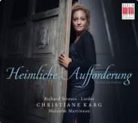 R. Strauss: Heimliche Aufforderung - Vinyl Edition