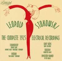 Leopold Stokowski - Complete 1925 Electric Records