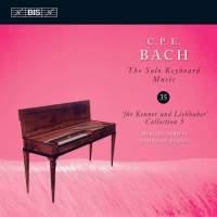 C P E Bach - Solo Keyboard Music Volume 35