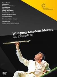 Mozart: Die Zauberflöte, K620 (DVD)