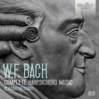 WF Bach: Complete Harpsichord Music