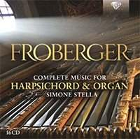 Froberger: Complete Music for Harpsichord and Organ
