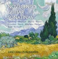 Novecento: Guitar Sonatinas