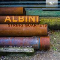 Albini: String Quartets