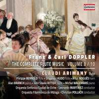 Franz & Carl Doppler: The Complete Flute Music, Vol. 8