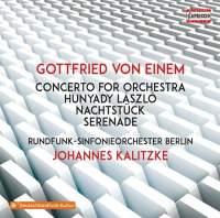 Einem: Concerto For Orchestra