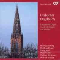 Freiburger Organ Book