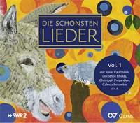 Lieder Project Vol. 1