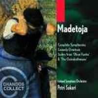 Madetoja Complete Symphonies