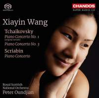 Tchaikovsky: Piano Concerto Nos. 1 & 3 & Scriabin: Piano Concerto in F sharp minor
