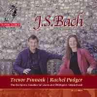 The Complete Sonatas for Violin and Obbligato Harpsichord