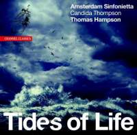 Tides of Life: Arrangements for string ensemble and baritone by David Matthews