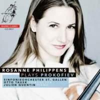 Rosanne Philippens Plays Prokofiev