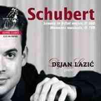 Schubert: Piano Sonata No. 21 & Moments Musicaux