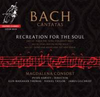 Bach Cantatas: Recreation for the Soul