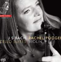JS Bach: Cello Suites (arranged for violin)