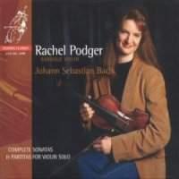 JS Bach: Complete Partitas and Sonatas for Solo Violin