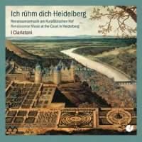 Ich rühm dich Heidelberg