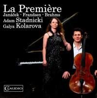La Première - Leoš Janáček&#x3B; John Frandsen&#x3B; Johannes Brahms
