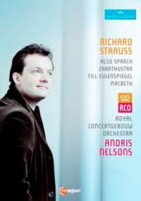 Andris Nelsons conducts R. Strauss
