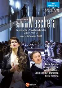 Verdi: Un ballo in maschera (DVD)