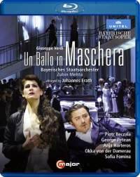 Verdi: Un ballo in maschera (Blu-ray)