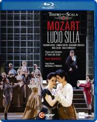 Mozart: Lucio Silla (Blu-ray)