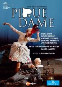 Tchaikovsky: Pique Dame (DVD)