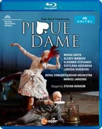 Tchaikovsky: Pique Dame (Blu-ray)