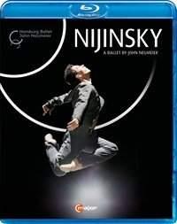 Nijinsky – A Ballet by John Neumeier (Blu-ray)