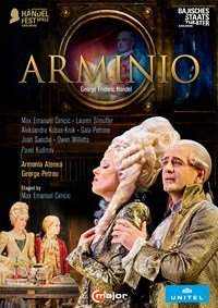 Handel: Arminio (DVD)