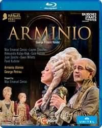 Handel: Arminio (Blu-ray)