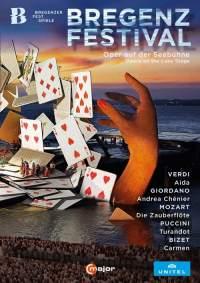 Bregenz Festival: Opera on the Lake Stage