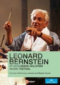 Leonard Bernstein at Schleswig-Holstein Musik Festival (DVD)