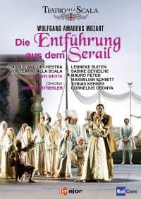 Mozart: Die Entführung aus dem Serail (DVD)