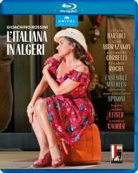 Rossini: L'Italiana in Algeri (Blu-ray)