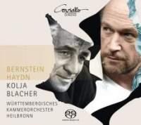Bernstein: Serenade & Haydn: Violin Concerto