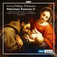 Telemann: Christmas Cantatas Vol. 2