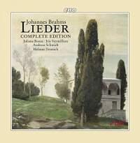 Brahms: Lieder Complete Edition