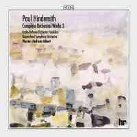 Hindemith - Complete Orchestral Works Volume 3